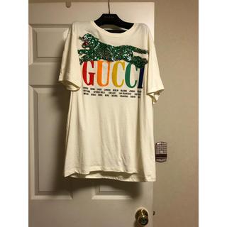 Gucci - GUCCI パンサー Tシャツ