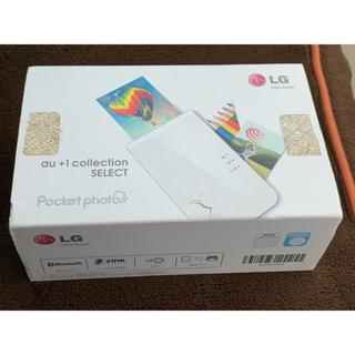 エルジーエレクトロニクス(LG Electronics)のYun様専用LG スマートフォン連動プリンター Pocket Photo 交換品(PC周辺機器)