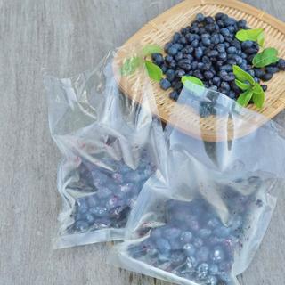 北海道産 自然栽培の冷凍ハスカップ3kg(250g×12袋)(フルーツ)