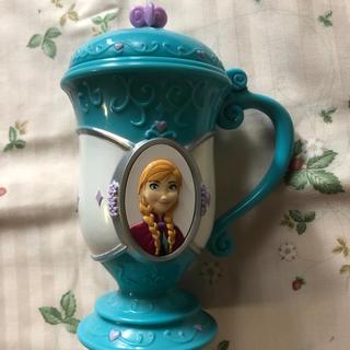 ディズニー(Disney)のアナと雪の女王  かき氷ケース  アナ雪 ディズニーオンアイス 美品(キャラクターグッズ)
