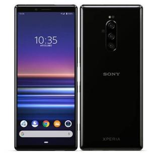 SONY - 新品未使用 Xperia1 802SO ブラック 判定〇 SIMフリー 送料無料