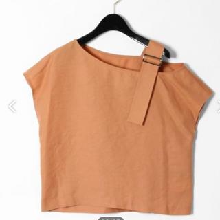 グレースコンチネンタル(GRACE CONTINENTAL)のグレースコンチネンタル  イレギュラーネックトップス (Tシャツ(半袖/袖なし))