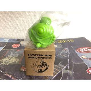 ヒステリックミニ(HYSTERIC MINI)のヒスミニ ノベルティ 鉛筆削り グリーン(その他)