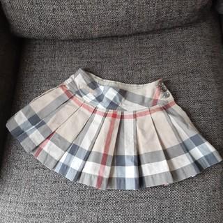 バーバリー(BURBERRY)のバーバリー スカート フォーマル ノバチェック(スカート)
