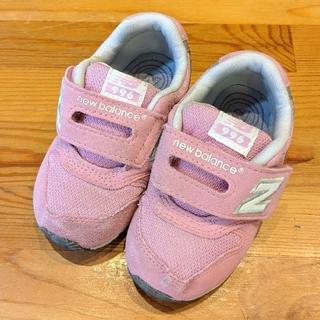 New Balance - ニューバランス 996 ベビー靴 ピンク