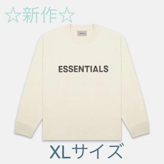 フィアオブゴッド(FEAR OF GOD)のFOG Fear Of God Essentials LS Tシャツ XLサイズ(Tシャツ/カットソー(七分/長袖))
