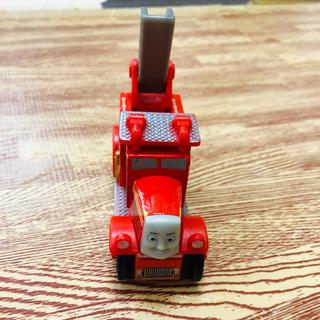 フィッシャープライス(Fisher-Price)の木製トーマス フリン 木製レール きかんしゃトーマス(電車のおもちゃ/車)