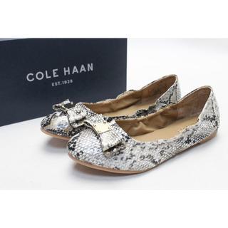 コールハーン(Cole Haan)の新品♪COLE HAAN フラットリボンシューズ(21cm)/05(スリッポン)