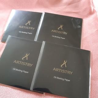 アムウェイ(Amway)のAmway Oil blotting paper あぶらとり紙(あぶらとり紙)