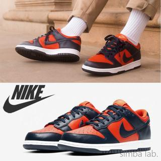 ナイキ(NIKE)のNike Dunk Low SP CHAMP COLORS ダンク 27cm(スニーカー)