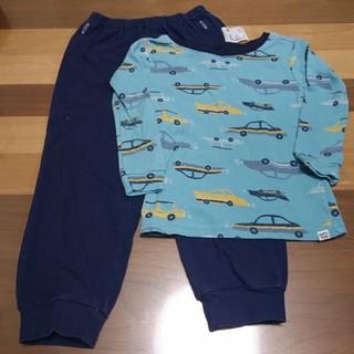 ベビーギャップ(babyGAP)の90 ★【babyGAP&ユニクロ】車柄 パジャマ 男の子(パジャマ)