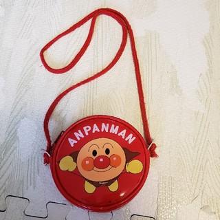 アンパンマン(アンパンマン)のアンパンマン エナメルポシェット 赤色(ポシェット)
