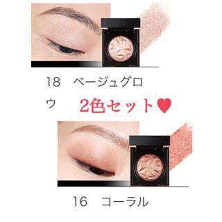 美品 CLIO アイシャドウ 2色セット(アイシャドウ)
