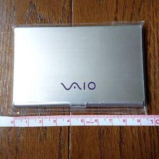 ソニー(SONY)の【カードケース】SONY VAIO 名刺入れ(名刺入れ/定期入れ)