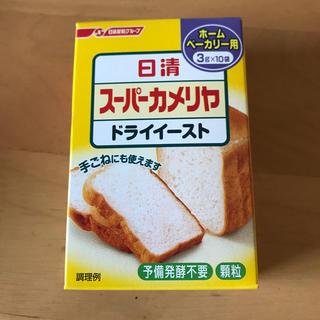 ニッシンセイフン(日清製粉)の日清スーパーカメリアドライイースト(パン)