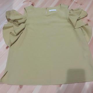 エージーバイアクアガール(AG by aquagirl)のエージーバイアクアガール ブラウス(シャツ/ブラウス(半袖/袖なし))