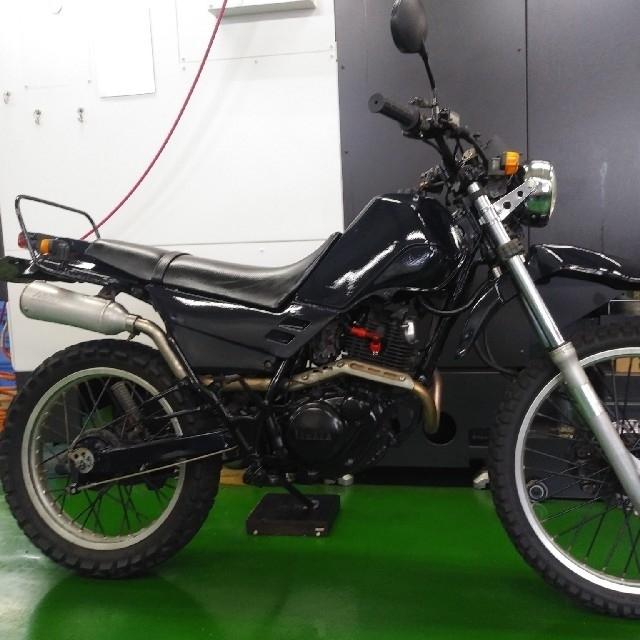 セロー225エンジン載せ換え絶好調 自動車/バイクのバイク(車体)の商品写真