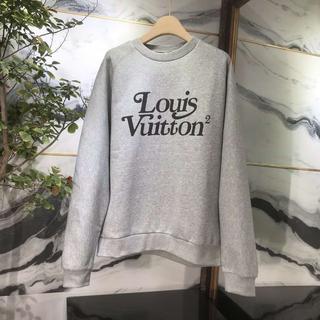 LOUIS VUITTON - 【ルイヴィトン】NIGOコラボ/スクエアードLVスウェットシャツ