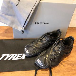Balenciaga - 新品 100%本物 【39】BALENCIAGA tyrex スニーカー