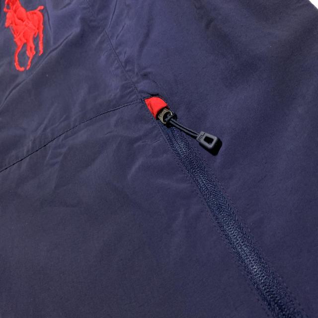 POLO RALPH LAUREN(ポロラルフローレン)のポロ ラルフ ローレン ウィンドブレーカー /Nav メンズのジャケット/アウター(ナイロンジャケット)の商品写真