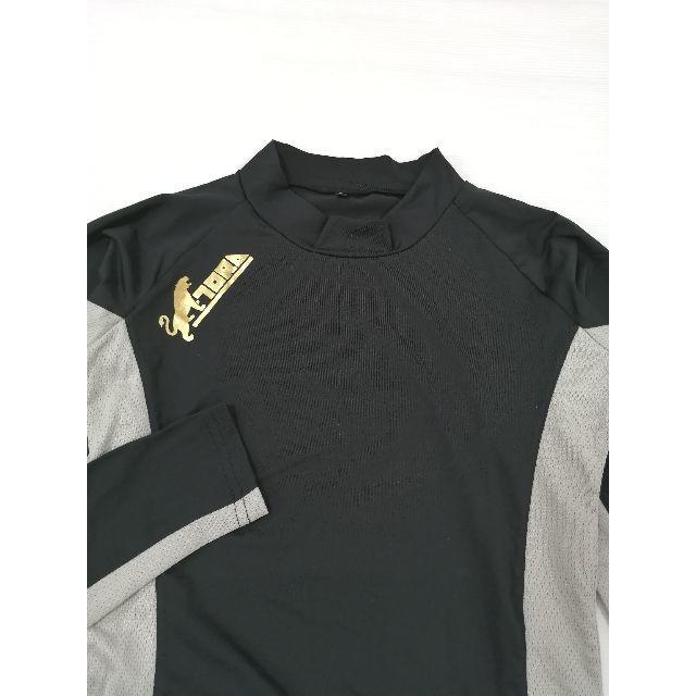 寅壱(トライチ)の美品 寅壱 トライチ ハイネックアンダーウェア ワークウェア 作業着 メンズのトップス(Tシャツ/カットソー(七分/長袖))の商品写真