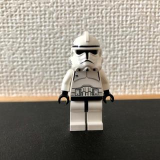 レゴ(Lego)のレゴ LEGO スターウォーズ クローントルーパー ミニフィグ1体(SF/ファンタジー/ホラー)