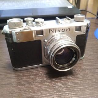ニコン(Nikon)のNikon S型ボディのみジャンク(フィルムカメラ)