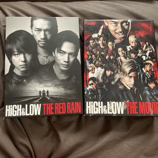 エグザイル トライブ(EXILE TRIBE)のHIGH & LOW DVD(日本映画)