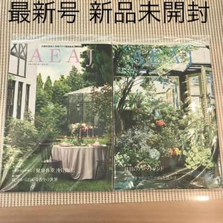 セイカツノキ(生活の木)のAEAJ 会報誌 No.95 No.96 2020 最新 2冊セット(資格/検定)