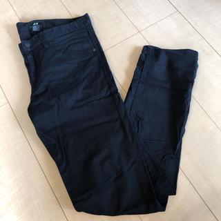 エイチアンドエム(H&M)のH&M メンズ ブラック パンツ(その他)