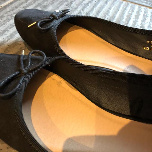 GU(ジーユー)のGU ジーユー フラットパンプス Mサイズ レディースの靴/シューズ(ハイヒール/パンプス)の商品写真