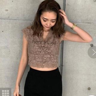 アンビー(ENVYM)のENVYM トップス ︎❤︎︎(Tシャツ(半袖/袖なし))