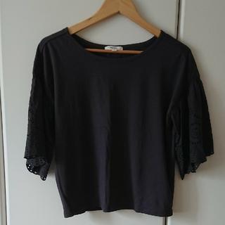ニコアンド(niko and...)のカットソー トップス Tシャツ(Tシャツ(半袖/袖なし))