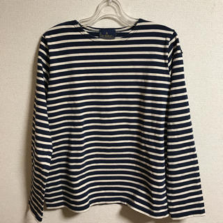 シップス(SHIPS)のships シップス leminor ボートネック ボーダー  長袖  シャツ(Tシャツ/カットソー(七分/長袖))
