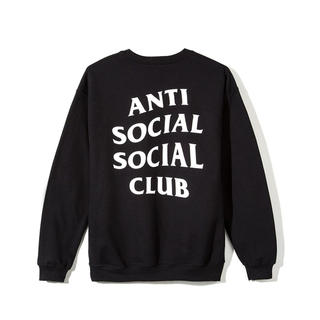 アンチ(ANTI)のAnti Social Social Club Crew Neck(パーカー)
