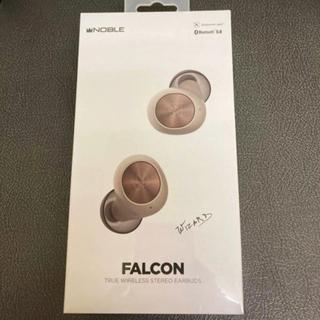 ノーブル(Noble)の【新品・未開封】Noble Audio falcon ワイヤレスイヤホン(ヘッドフォン/イヤフォン)