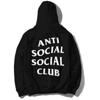 アンチ(ANTI)のAnti Social Social Club ZIP Hoodie(パーカー)