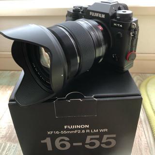 富士フイルム - ◆美品◆FUJIFILM XF 16-55mm F2.8 R LM WR