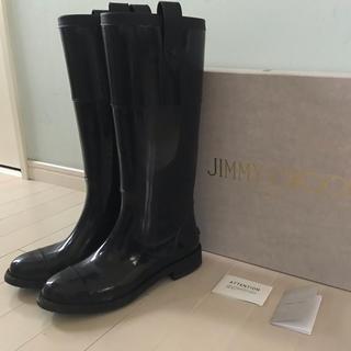 ジミーチュウ(JIMMY CHOO)のジミーチュウ レインブーツ(レインブーツ/長靴)