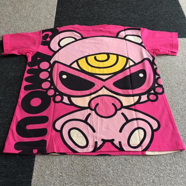 HYSTERIC MINI(ヒステリックミニ)の半袖Tシャツ(BIG) キッズ/ベビー/マタニティのキッズ服女の子用(90cm~)(Tシャツ/カットソー)の商品写真