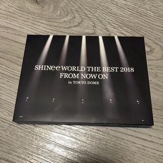 シャイニー(SHINee)のSHINee WORLD THE BEST 2018 FROM NOW ON(ミュージック)