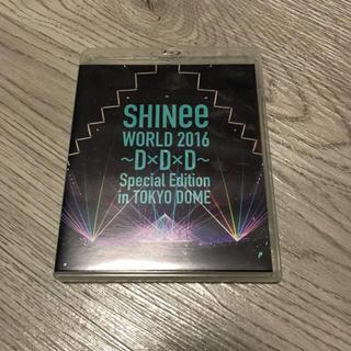 シャイニー(SHINee)のSHINee WORLD 2016 ~D×D×D~(ミュージック)