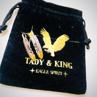goro's - tady&king タディ&キング 先金フェザー Sサイズ セット