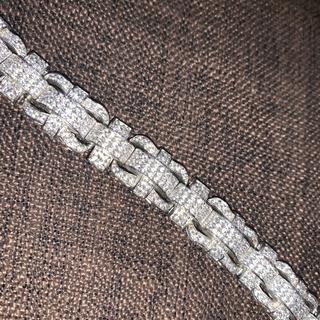 カルティエ(Cartier)のcustom jewelry ブレスレット ブリンブリンジルコニア(ブレスレット)