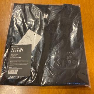 ボウダンショウネンダン(防弾少年団(BTS))のBTS MOS TOUR Tシャツ Mサイズ(Tシャツ/カットソー(半袖/袖なし))