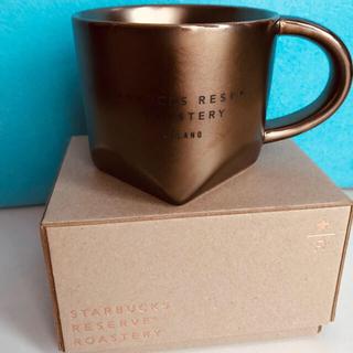 スターバックスコーヒー(Starbucks Coffee)の【ミラノ 限定】スターバックスリザーブ マグカップ(グラス/カップ)