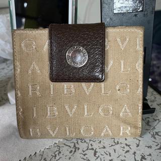 ブルガリ(BVLGARI)のブルガリ二つ折り財布(折り財布)