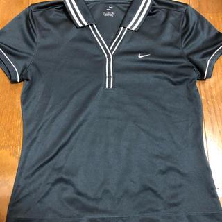 ナイキ(NIKE)のナイキ ポロシャツ レディース Sサイズ(ポロシャツ)