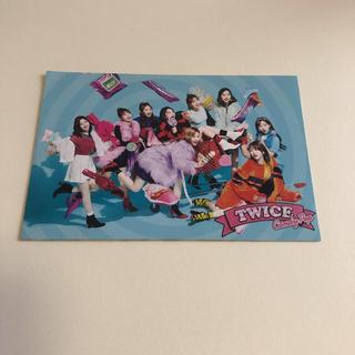 ウェストトゥワイス(Waste(twice))のTWICE Candy Pop カード(アイドルグッズ)