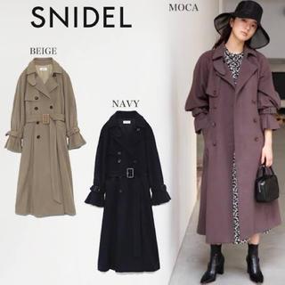 snidel - スナイデル ジロンウールトレンチコート